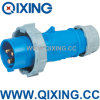 IP67 125AMP 220V 5 Pin Industry Mounted Socket