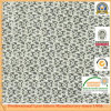 Fabbricato chimico M9334 del merletto del Crochet caldo di nylon di vendita di stirata