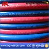 Tubo flessibile gemellare di gomma della saldatura/tubo flessibile acetilene dell'ossigeno