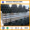 Tubo d'acciaio Pre-Galvanizzato della rete fissa saldato ERW Q235