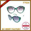 A mistura de F7004 Metal+Plastic denomina a amostra livre na moda nova dos óculos de sol