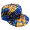 Gorra de béisbol floral de la tela de la manera con el Snapback Sb15117