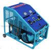 Compresor médico sin aceite del hidrógeno CNG del argón del nitrógeno del helio del oxígeno O2 de Oilless
