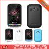 2.8  teléfono móvil elegante del teléfono de la pantalla táctil GSM+GSM+GSM+GSM TV (tarjetas duales) de SIM TV Bluetooth (3860)