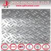 Placa de suelo Checkered laminada en caliente con la gota Plattern del rasgón
