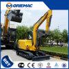 Excavador del excavador 6ton Xe60wa de la rueda para la venta