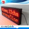 Panneau extérieur simple populaire d'Afficheur LED du signe P10mm du rouge DEL