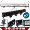 31.6  3W/CREE Chip (CH-LB-202-10-180W)를 가진 180W Dual Rows Driving Lamp