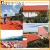Azulejos de material para techos de la resina sintetizada del precio de la dimensión de una variable de onda los mejores