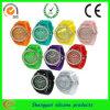 Montre-bracelet de silicone pour les femmes (SY-GB-111)