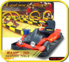 Racing elétrico vai Kart com Bumper