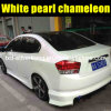 White popolare Chameleon Pearl Vinyl Wrapping Film con Air Free Bubbles