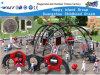 Speelplaats HF-17802 van de Geschiktheid van de Kinderen van het roestvrij staal Multifunctionele