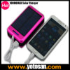 Mobile Cell Phone & Laptop를 위한 10000 mAh Solar Charger External Power 은행