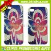 Горячие сбывания в случай телефона 4s 5 5s iPhone 4 с цветастым чертежом 3D (PC-003)