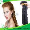卸し売り高品質のブラジルのRemyのバージンの毛の人間の毛髪の拡張