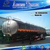 Facultatieve Volume van de Aanhangwagen van de Tanker van het Asfalt van de tri-as het Semi