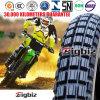 Verschiedenes Muster-heißer Verkaufs-Motorrad-Gummireifen 2.75-17