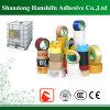 Facile et simple à manipuler un adhésif adhésif sensible à la pression d'étiquette