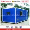 Vorfabrizierte 20/40 Füße modulare Stahlgebäude-