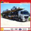 Dei due pavimenti del veicolo di trasporto di automobile dei portafili rimorchio semi