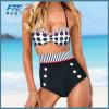 Bikini-Badebekleidungs-heißer Bikini Hoch-Taille der Frauen