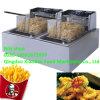 Kfc a fait frire la machine de friteuse de pommes chips de machine de /Chicken de friteuse