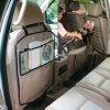 防水PVC車の後部席の蹴りのマット、車のマット