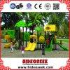 De commerciële Kinderen glijden de Plastic OpenluchtSpeelplaats van de Apparatuur