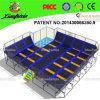 Venda superior Trampoline grande patenteado do projeto