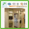 Деревянное декоративное полнометражное зеркало с сертификатом CE/ISO