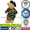 Brinquedo de pelúcia de pelúcia e pelúcia Militar Soldado de exército Ursinho de pelúcia