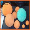A bomba concreta conduz a esfera da limpeza de /Rubber Materil da esfera da limpeza/delicado/a esfera duramente de lavagem