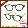 Óculos de sol de madeira de bambu Fx163 do logotipo feito sob encomenda