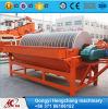 Equipo magnético mojado del separador del mineral de la asación de Hengchang