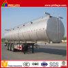 Tri-as 60000 van het Roestvrij staal Van de Stookolie Liter Aanhangwagen van de Tanker van de Semi