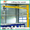 Grúa de horca de grúa del pilar de 0.25~10 toneladas para el uso del puerto del taller