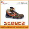 Водоустойчивая промышленная напольная Hiking низкая цена RS215 ботинок безопасности