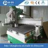 Möbel, die hölzerne CNC-Fräser-Maschine mit Bohrung-Block herstellen