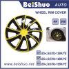 15 '' colorearon la cubierta del borde de la rueda del cromo/la cubierta de rueda