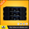 Potencia Amplifier 500W X2