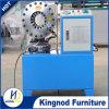Presse à mouler de tube en caoutchouc de boyau hydraulique électrique de pipe avec la conformité Ce/ISO9001