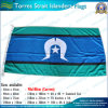insulares Flag do passo de 90X180cm 160GSM Spun Polyester Torres (NF05F09050)