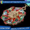 Medalla del metal de la fábrica del precio bajo en China
