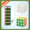 Film coloré de transfert thermique de qualité pour le cube de Rubik