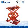 Склад Scissor Грузовой Лифт гидравлический грузовой лифт для склада
