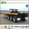 Reboque Flatbed resistente do caminhão e Semi reboque expansível
