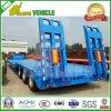 Cimc 3 4 차축 수송 굴착기 트레일러