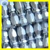 Ajustage de précision réutilisable pour l'ajustage de précision blindé convenable fileté par boyau hydraulique