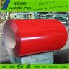 Катушка индустрии судостроения красная Prepainted гальванизированная стальная (толщина 0.12-1.5mm)